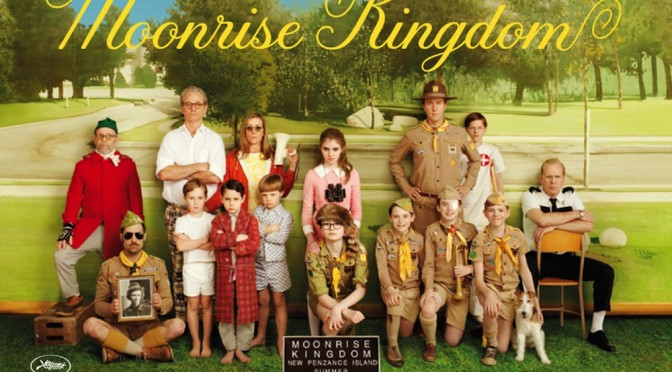 Moonrise Kingdom – Una fuga d'amore [recensione film + trailer ita]