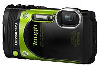 rugged camera waterproof Olympus Tough 870